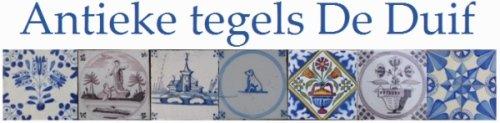 Antieke tegels De Duif, Hollandse tegels