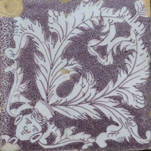 antieke ornamenttegels