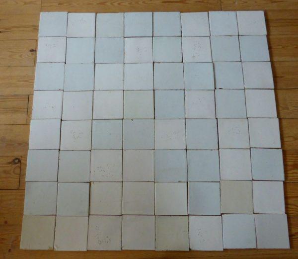 vierkante meter witjes